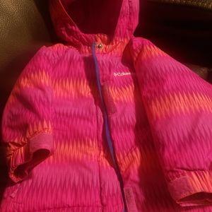 2T Columbia coat